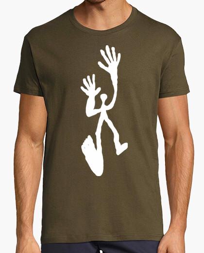 Camiseta Deformidad larga.