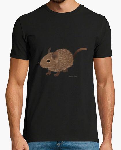 Tee-shirt degu commune