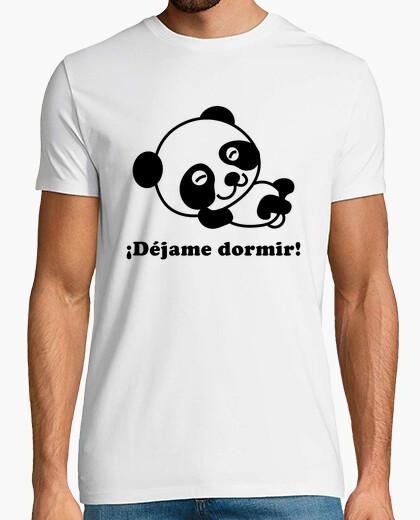 Camiseta ¡Déjame dormir!