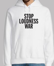 dejar de sonar la guerra