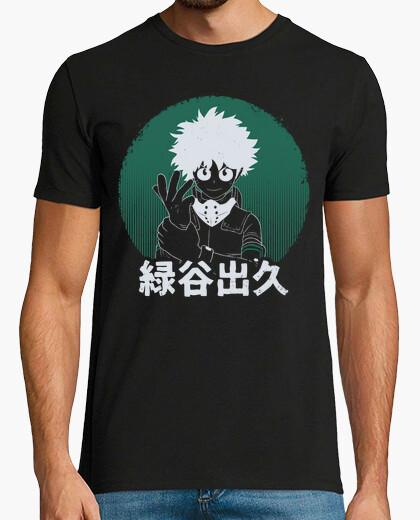 Camiseta Deku Hero