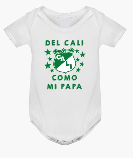 Ropa infantil Del Cali Como Mi Papa
