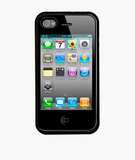 funda iphone delante y detras