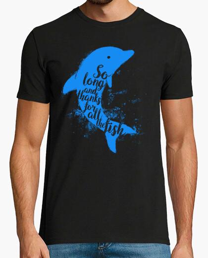 Camiseta delfín agradecidos