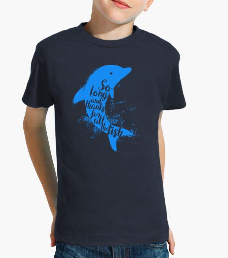Ropa infantil delfín agradecidos