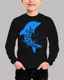 delfín agradecidos
