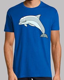 Delfin saltando