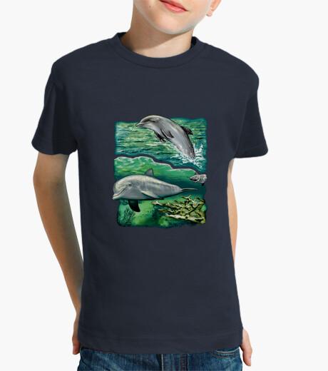Ropa infantil Delfines