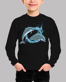 Delfines con Aquasplash