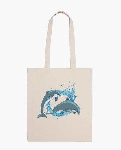 Bolsa Delfines con Aquasplash