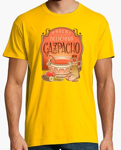 Tee-shirt délicieux gaspacho