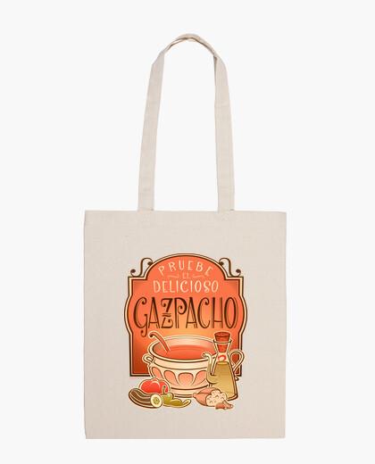 Sac délicieux gaspacho