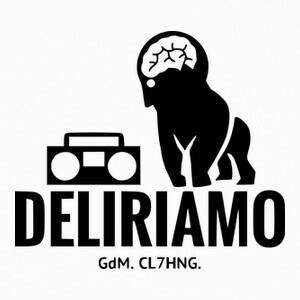 T-shirt DELIRIAMO CLOTHING (GdM02)