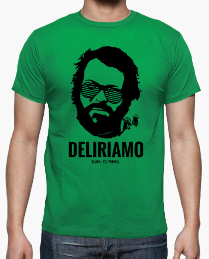 T-shirt DELIRIAMO CLOTHING (GdM24)