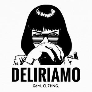 DELIRIAMO CLOTHING (GdM59) T-shirts