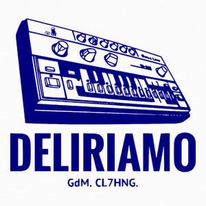 T-shirt DELIRIAMO CLOTHING (GdM66)