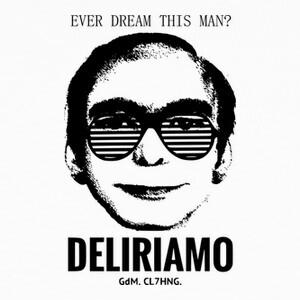 T-shirt DELIRIAMO CLOTHING (GdM70)