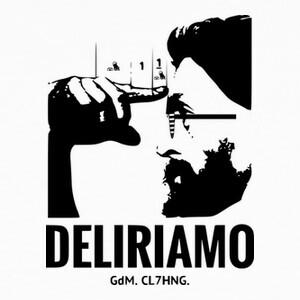 T-shirt DELIRIAMO CLOTHING (GdM74)