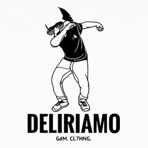 T-shirt DELIRIAMO CLOTHING (GdM77)
