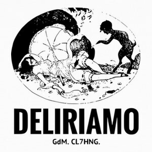 T-shirt DELIRIAMO CLOTHING (GdM80)