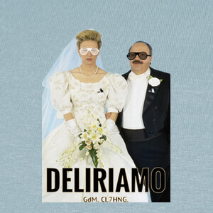 T-shirt DELIRIAMO CLOTHING (GdM93)