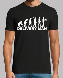 delivery man evolution