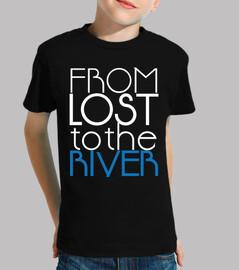 della lost per il fiume