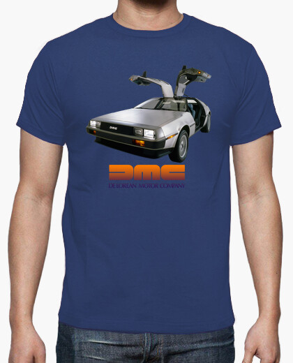 Camiseta DeLorean