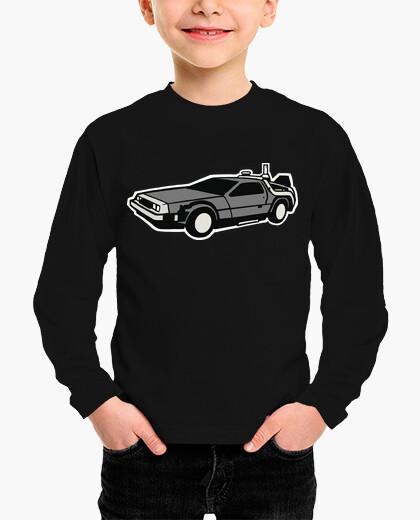 Ropa infantil DeLorean