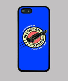 delroean express cover iphone