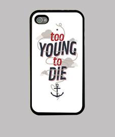 demasiado joven para morir iphone 4