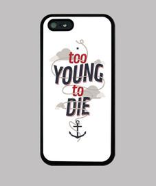 demasiado joven para morir iphone 5