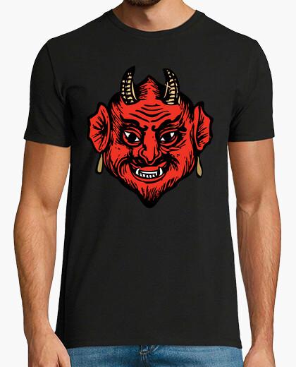 Camiseta Demon head