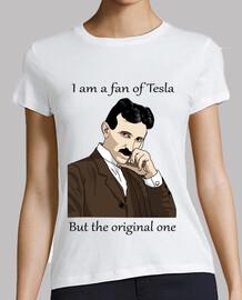 Demuestra que eres fan de Tesla