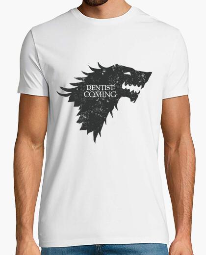 Camiseta Dentist is coming