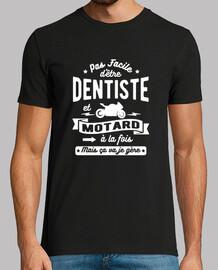 dentista y motorista