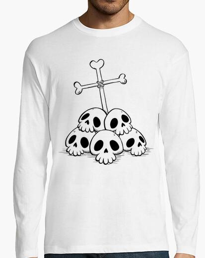 Tee-shirt dep - garçon à manches longues