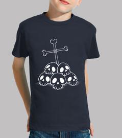 DEP B - Camiseta infantil
