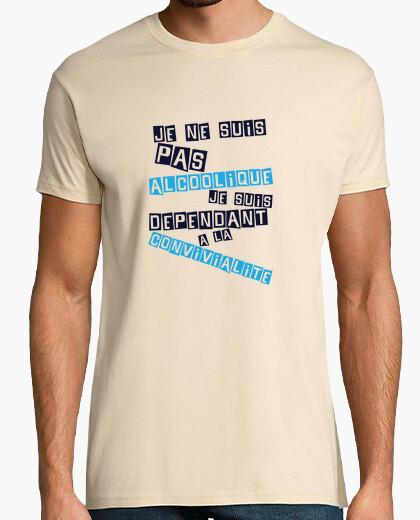 Camiseta depende de la facilidad de uso