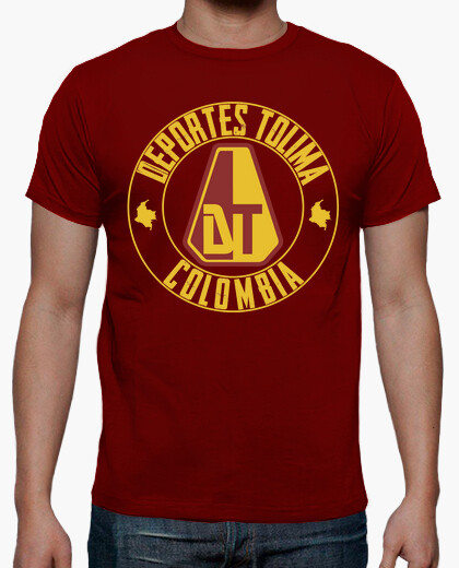 Camiseta Deportes Tolima Colombia