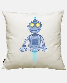 deprogrammed robot