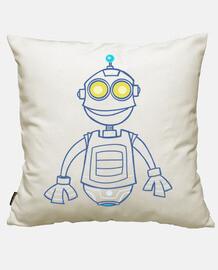deprogrammed robot line