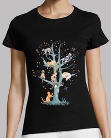 der Baum des Katzenlebens