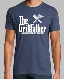 der grillvater (englisch-dunkel)