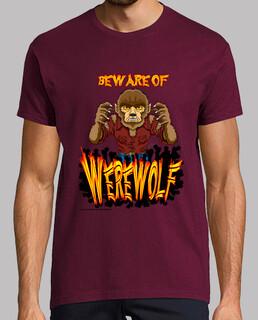 der werwolf - mann mit kurzen manga