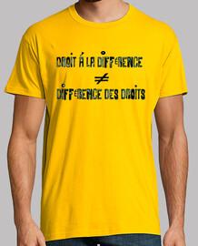 derecho a la diferencia