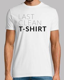 dernier t-shirt propre