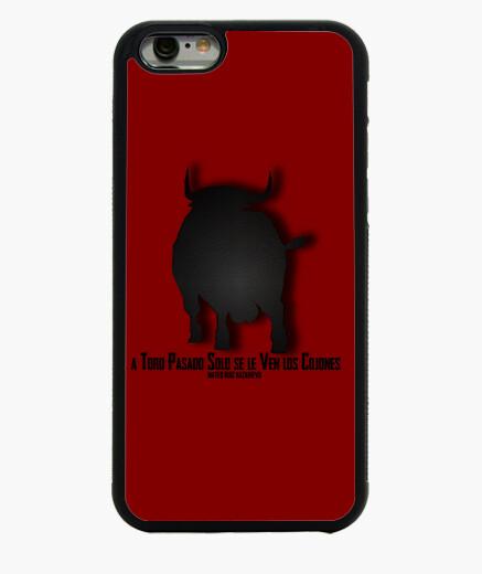 Coque Iphone 6 / 6S dernier taureau