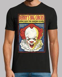 derrys big circo