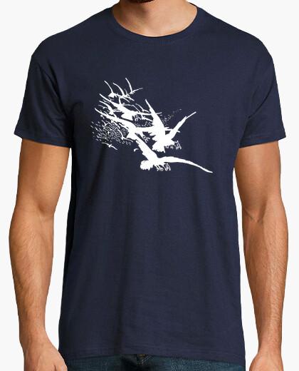 Tee-shirt des oiseaux